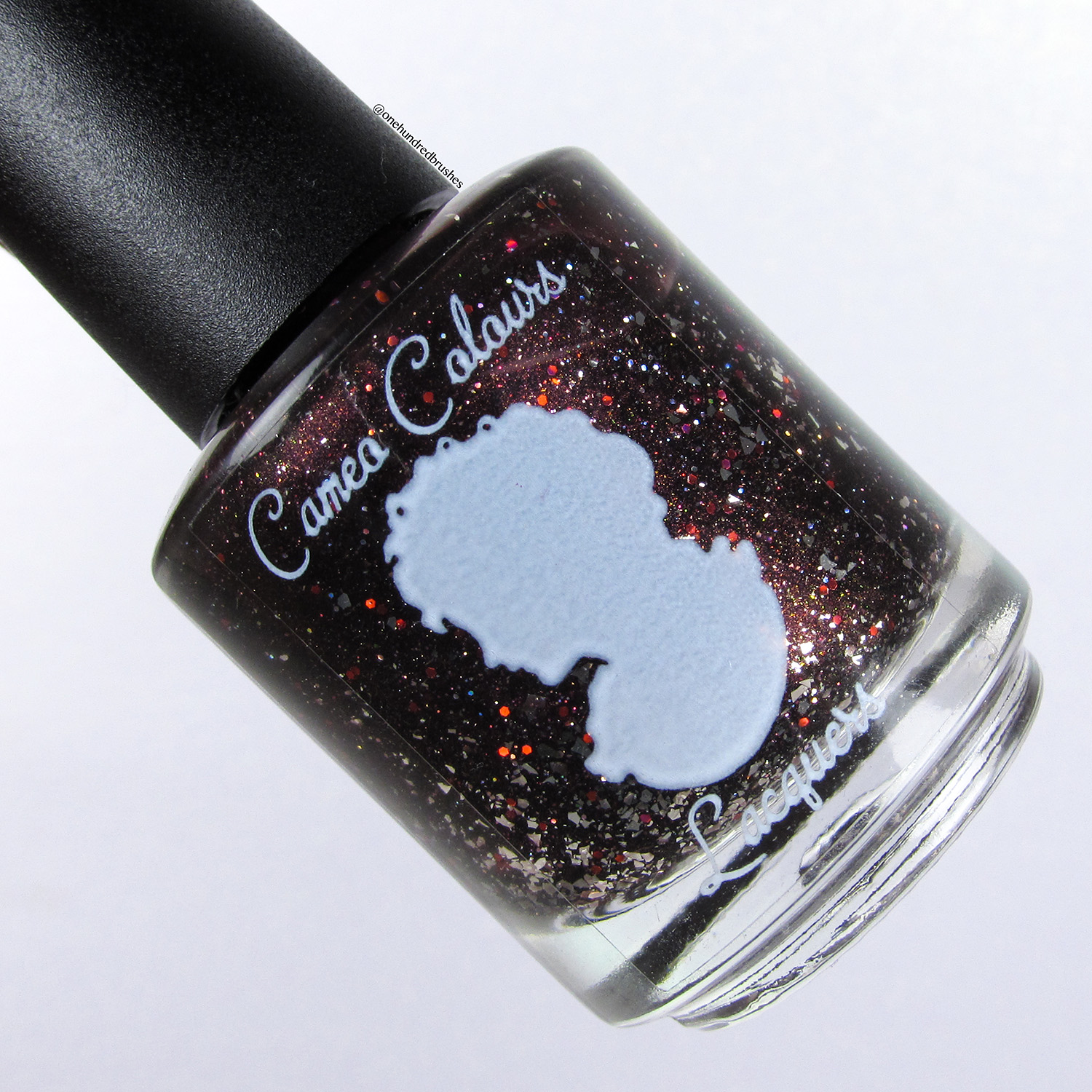 Bubble Nebula - bottle shot - Cameo Colours Lacquers - April 2018 - Polish Pickup