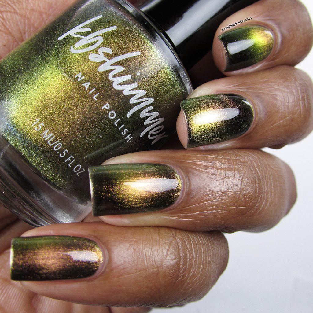 Let's do Launch , Bottle, KB Shimmer, Launch Party Collection, Magnetic Polish